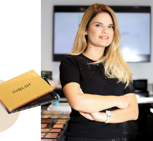 Why choose INGLOT products? 1