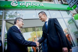 Bledar Shella, CEO of OTP Bank Albania: We aim to become a leading bank with the client in mind 1