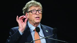 Bill Gates: We will not return to normalcy for one to two years 1