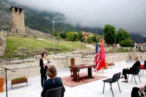 Pasojat e tërmetit/ Nënshkruhet marrëveshja, SHBA 800 mijë dollarë për restaurimin e monumenteve të kulturës 3