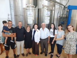 Ambassador Kim visits the olive oil factory in Qeparo / Opened the export route, created 3 jobs