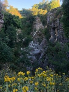 Nivica Canyons, natural wealth of mountain tourism in the south of Albania 2