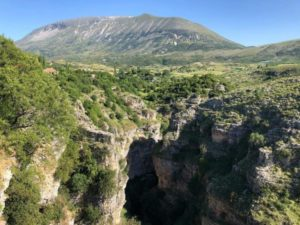 Nivica Canyons, natural wealth of mountain tourism in the south of Albania 1