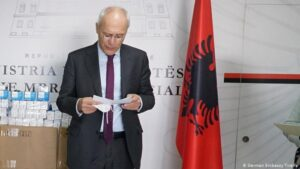Germany the largest investor in Albania 1